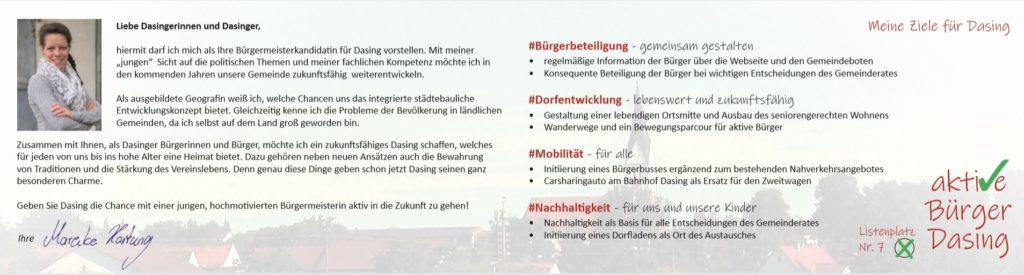 Flyer Mareike Hartung Innenseite